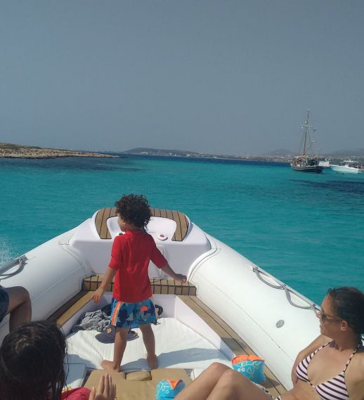 boat charter athens